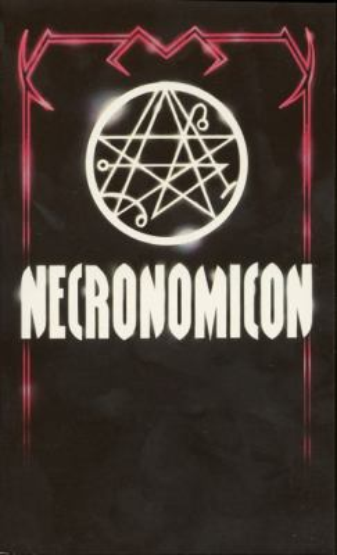 The Necronomicon 0380751925 Book Cover