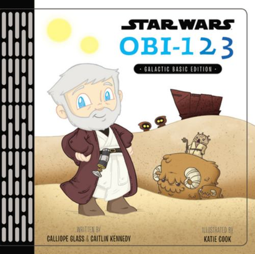Hardcover Star Wars Obi-1,2,3 Book