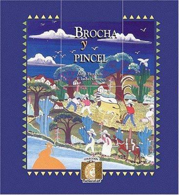 Brocha y Pincel - Alma Flor Ada
