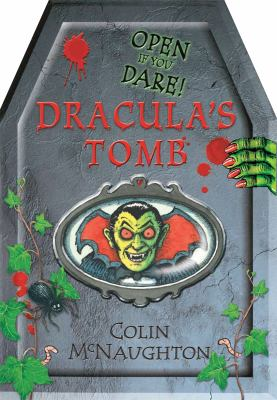 Dracula's Tomb 0763644889 Book Cover