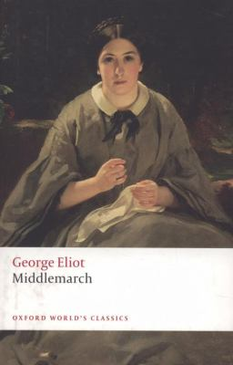 Paperback Middlemarch Book