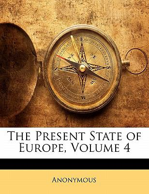 Paperback The Present State of Europe Book