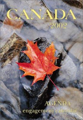 Calendar Canada Engagement 2002: Bilingual Book