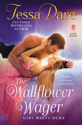 Hardcover The Wallflower Wager Book