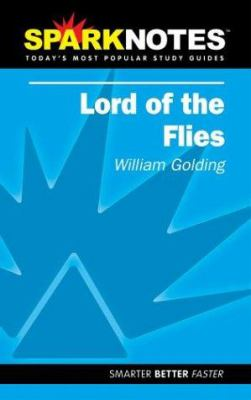 Lord of the Flies (SparkNotes Literature Guide)... 1586633554 Book Cover