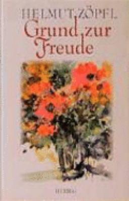 Hardcover Grund zur Freude (German Edition) [German] Book
