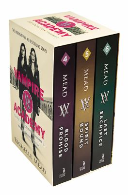 Vampire Academy Box Set 4-6: 2 - Book  of the Vampire Academy