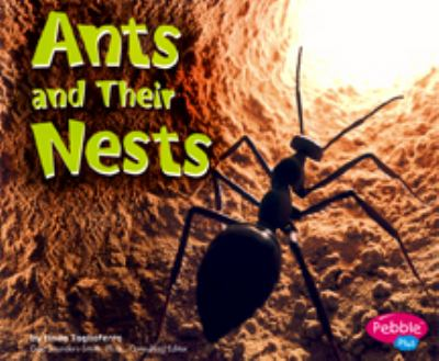Image result for Ants and their nests book