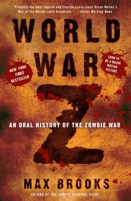 Paperback World War Z : An Oral History of the Zombie War Book