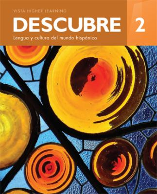 Descubre 2017 L2 Student Edition Text Book By Jos A Blanco
