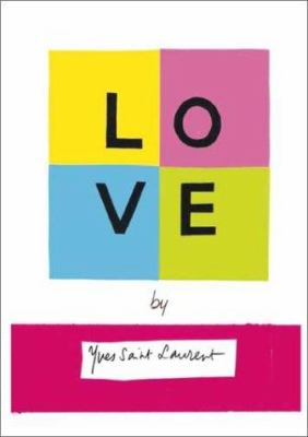 Hardcover Love Book