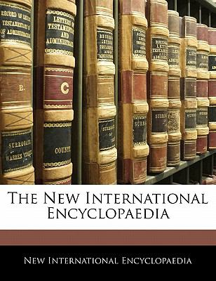 Paperback The New International Encyclopaedi Book