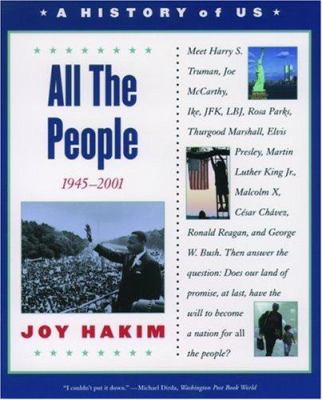 Paperback All the People Book