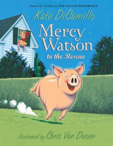 Paperback Mercy Watson to the Rescue Book