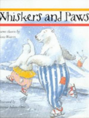 Hardcover Whiskers and Paws Book