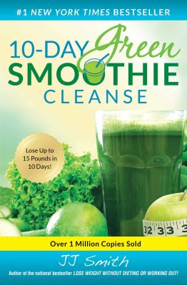 Paperback 10-Day Green Smoothie Cleanse : Lose up to 15 Pounds in 10 Days! Book
