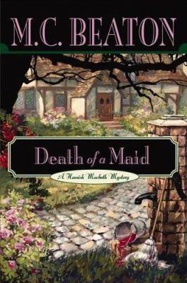 Death of a Maid (Hamish Macbeth Mysteries, No. 23) B0043T58BU Book Cover
