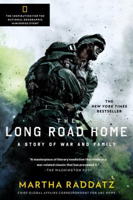 Paperback The Long Road Home (TV Tie-In) : A Story of War and Family Book