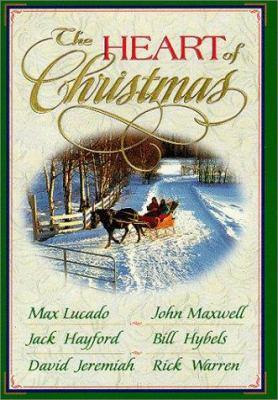 Max Lucado Christmas.The Heart Of Christmas Book By Max Lucado