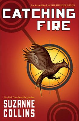 Paperback Catching Fire (The Hunger Games, Book 2) Book