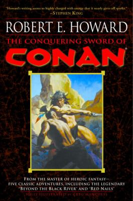 The Conquering Sword of Conan B007CGN868 Book Cover