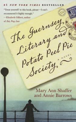 Library Binding Guernsey Literary and Potato Peel Pie Society Book