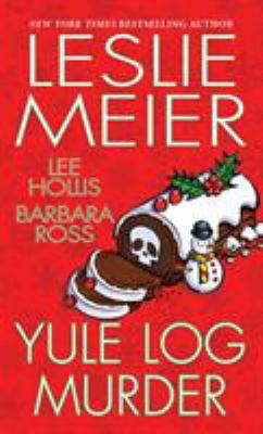 Yule Log Murder - Book #25.5 of the Lucy Stone