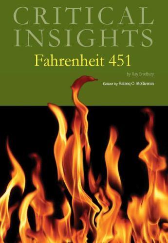 Critical Insights: Fahrenheit 451: Print Purcha... 1619252244 Book Cover