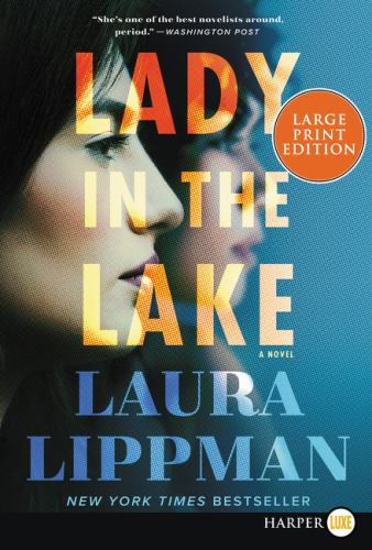 Paperback Lady in the Lake : A Novel [Large Print] Book
