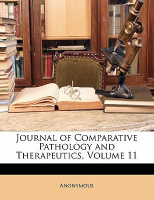 Paperback Journal of Comparative Pathology and Therapeutics Book