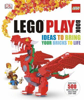 Hardcover Lego Play Book