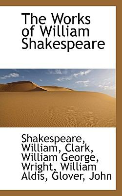 Paperback The Works of William Shakespeare Book