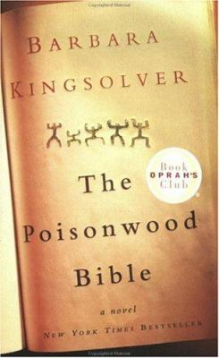 Paperback The Poisonwood Bible Book
