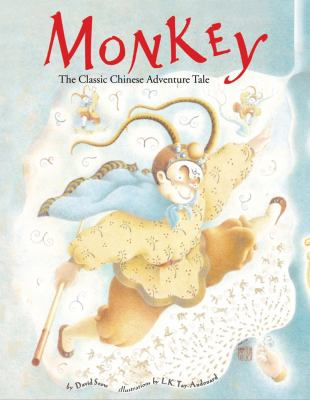 Hardcover Monkey : The Classic Chinese Adventure Tale Book