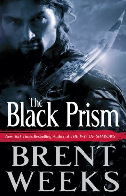 Hardcover The Black Prism Book