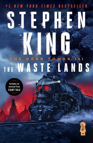 The Waste Lands - Book #3 of the Dark Tower
