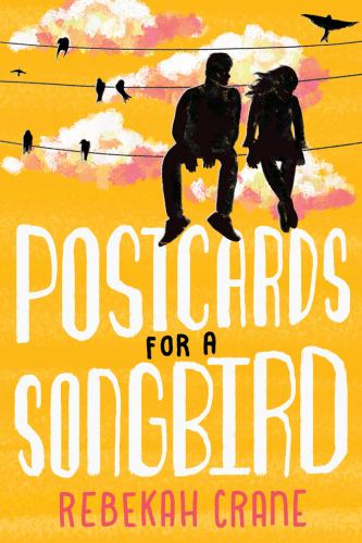 Paperback Postcards for a Songbird Book