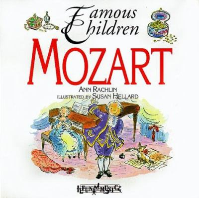 Paperback Mozart Book