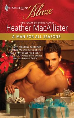 A Man for All Seasons (Mills & Boon    book by Heather MacAllister