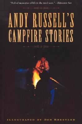 Andy Russell's Campfire Stories book by Andy Russell