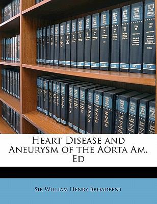 Paperback Heart Disease and Aneurysm of the Aorta Am Ed Book