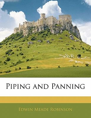 Paperback Piping and Panning Book