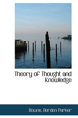 Paperback Theory of Thought and Knowledge Book