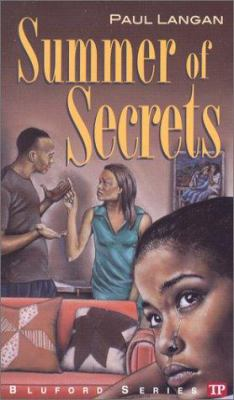 Summer of Secrets (Bluford Series, Number 10) - Book #10 of the Bluford High