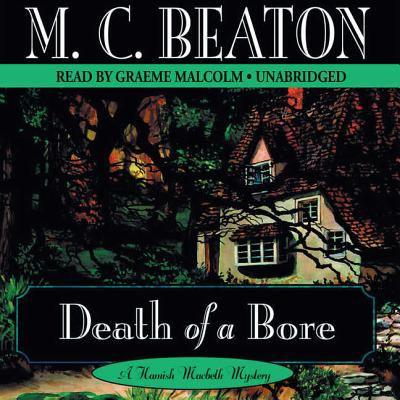 Death of a Bore 1572704489 Book Cover