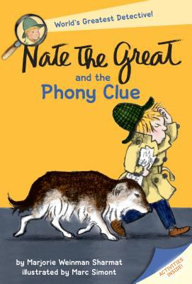 Nate the Great and the Phony Clue - Book #4 of the Nate the Great