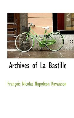 Paperback Archives of la Bastille Book