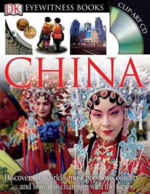 China - Book  of the DK Eyewitness Books