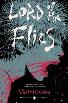 Lord of the Flies: (Penguin Classics Deluxe Edi... 0143129406 Book Cover