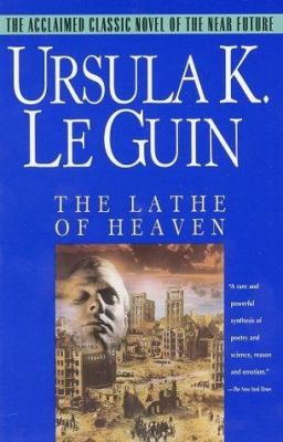 Paperback The Lathe of Heaven Book